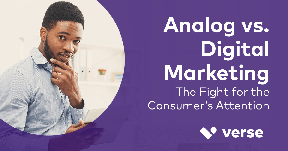 Analog vs. Digital Marketing: The Fight for Solar Consumer's Attention